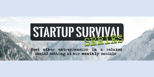 Startup Survival Series : Entrepreneur Meetup @ St George Brewing Company