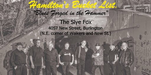 Hamilton's Bucket List Band - Burlington's Concert Stage