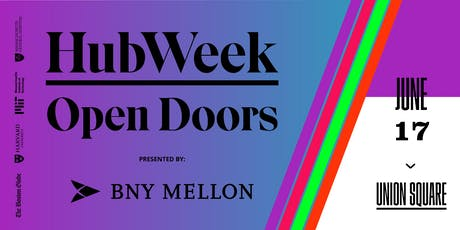 HubWeek Open Doors: Union Square tickets
