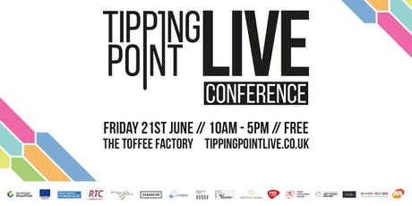 Tipping Point Live Conference tickets