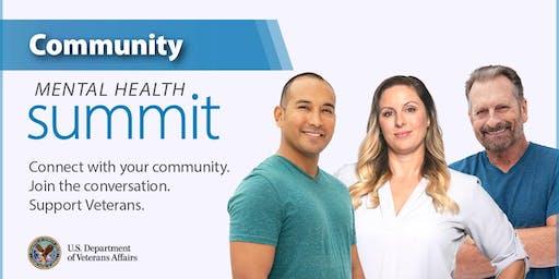 VA Community Mental Health Summit 2019