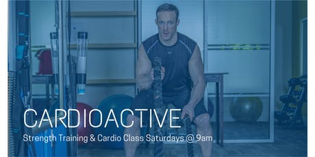CardioActive Fitness Class tickets