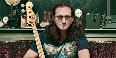 Geddy Lee signs his BIG BEAUTIFUL BOOK OF BASS at B&N-Downtown Philadelphia tickets