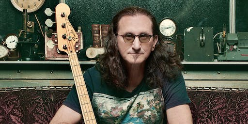 Geddy Lee signs his BIG BEAUTIFUL BOOK OF BASS at B&N-Downtown Philadelphia