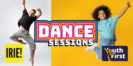Free dance sessions with IRIE! tickets