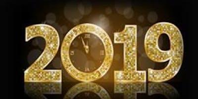 New Years Eve 2019 - with Jon Fisher as Gary Barlow