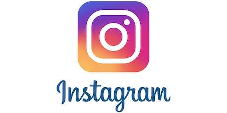 Corso di Instagram per il Business - luglio 2019 biglietti