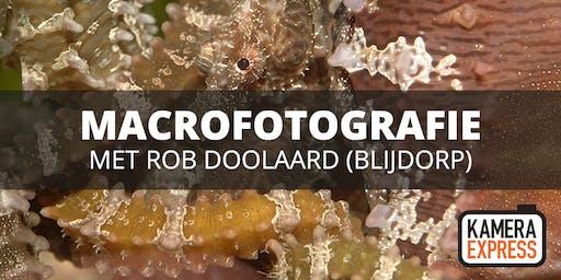 Macrofotografie Diergaarde Blijdorp met Rob Doolaard