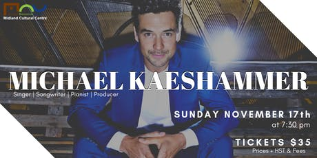 Michael Kaeshammer tickets
