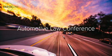 Automotive Law Conference tickets
