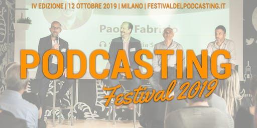 Festival del Podcasting 2019