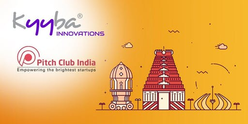 Pitch Club Chennai @ IIT Research Park
