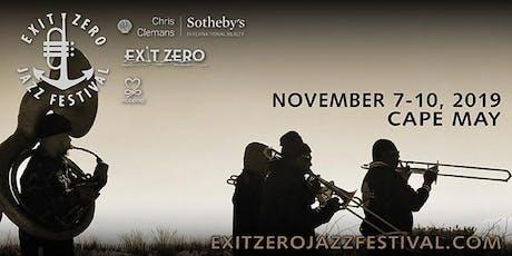 Exit Zero Jazz Festival Schmidtchen Theater tickets