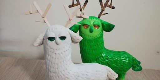 Clay Creature Creation Workshop