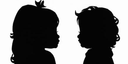 Lollipops Children's Shop- Hosting Silhouette Artist, Erik Johnson - $30 Silhouettes