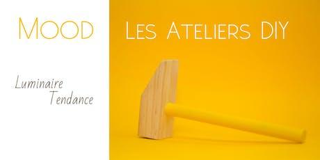 MOOD - Les Ateliers DIY #2 billets
