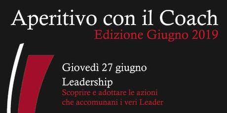 Leadership: la soft skill manageriale più ricercata e desiderata. biglietti