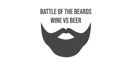 Beard Battle Dinner: Wine VS Beer tickets