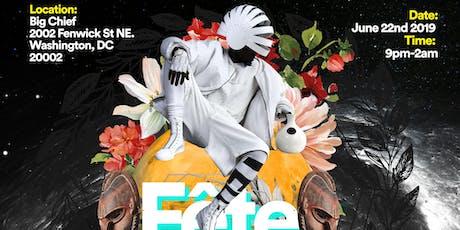 Fête de Nuit - AfrotroniX tickets