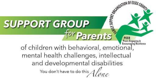 Parent Suppport Group-East Orange