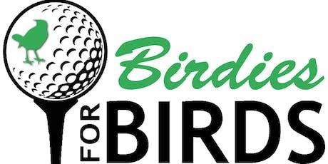 Birdies for Birds Golf Outing 2019 tickets