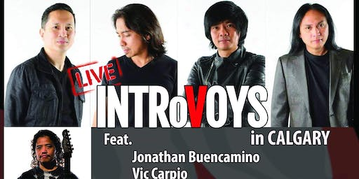 Introvoys Live in Calgary