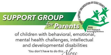 Parent Suppport Group-East Orange tickets