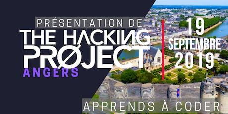 The Hacking Project Angers automne 2019 (présentation gratuite) billets