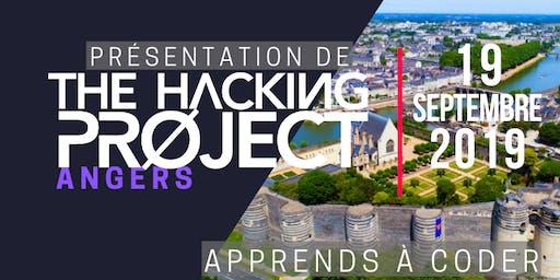 The Hacking Project Angers automne 2019 (présentation gratuite)