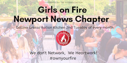 Newport News | Girls On Fire