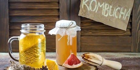 Kombucha Workshop Demeters Wholefoods, Sandbach tickets