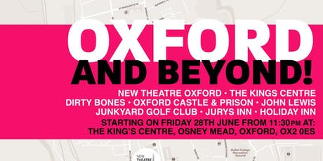 Oxford Showcase Event tickets