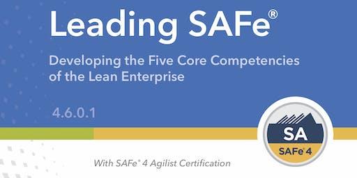 Leading SAFe - Panama