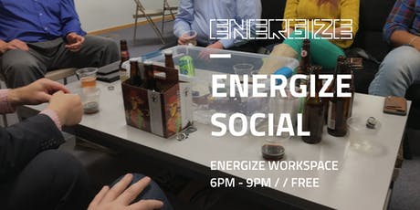 Energize Social Networking tickets