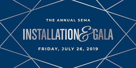2019 SEMA Installation and Gala tickets