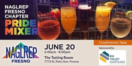 NAGLREP Fresno Pride Mixer June 20 tickets
