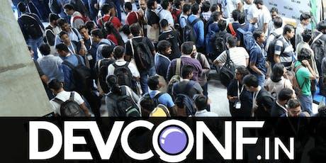 DevConf.IN 2019 tickets