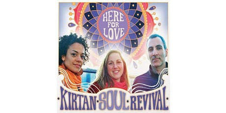 Spirit in Action: A Singing & Social Justice Workshop with Kirtan Soul Revival tickets