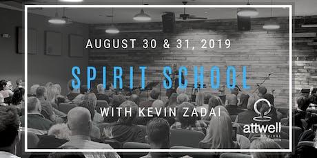 Spirit School tickets