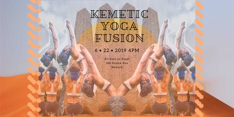 Kemetic Yoga Fusion tickets