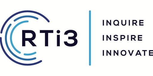 RTi3 Conference 2020 - May 29th & 30th, 2020