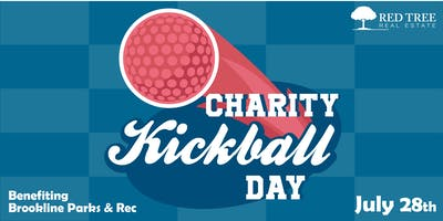 Charity Kickball Game: Sponsored by Red Tree Real Estate