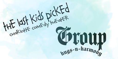 Improv Double Header - Last Kids Picked & Group Hugs N' Harmony tickets