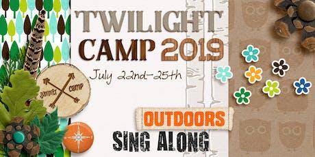 Twilight Camp Bus Ticket tickets