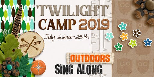 Twilight Camp Bus Ticket