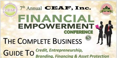 The 7th Annual CEAF, Inc. Financial Empowerment Conference