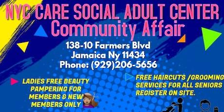 Community Affair tickets