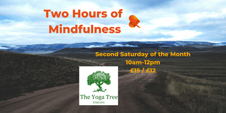 Two Hours of Qi Gong & Mindful Meditation - Stirling  tickets