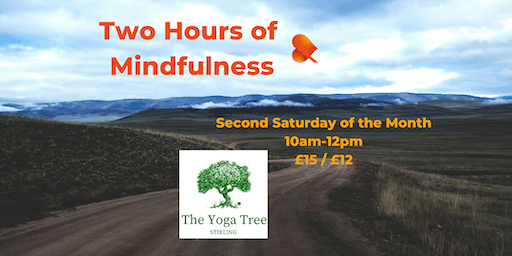 Two Hours of Qi Gong & Mindful Meditation - Stirling
