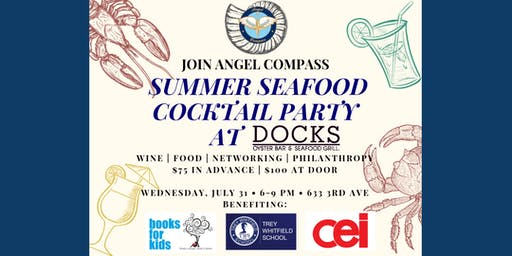 Summer Seafood Cocktail Party